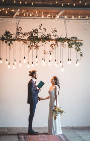 Industrial Chic Wedding Ceremony Arch Ideas Sorry Diy The Thesorrygirls Decor Drapes Wood Photobooth Photoshoot Summer Flower Girls Arbor Floral Wall Archway