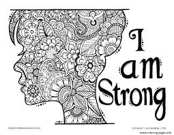 Coloring Pages Printable For Adults Inspiring Quote Coloring Pages