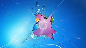 Apple Broken Windows s wallpaper ...