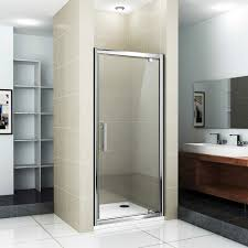 Replacement of hinged shower doors
