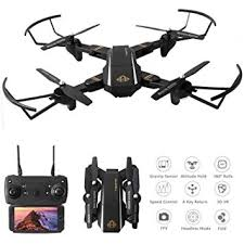 Hotbird <b>Drone</b> with Camera for Adults, 720P Wide Angle HD ...