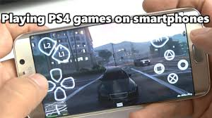 PS4 games on Android - play when ever ...