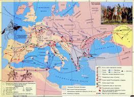 Краеведение Рефераты Туризм государства аланов и вандалов в Европе после Великого переселения народов карта