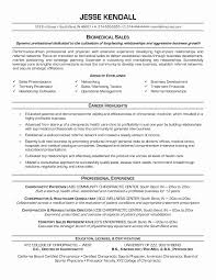 Combination Resume Template Word New 100 Resume Samples For Career