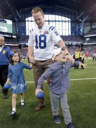 peyton manning kids. Peyton Manning Kids F