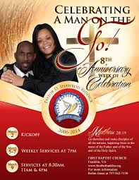 pastoral anniversary flyers info church anniversary afari