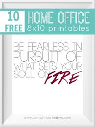 free home office. free printable download 10 home office 8x10 printables to inspire you put a little free