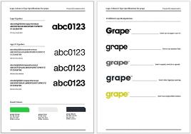 Logology 2 The Wonderland Of Logo Design 8 Page Freelance Logo Design Specification Template