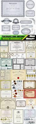 Дипломы и сертификаты векторные шаблоны Страница  Сертификаты и дипломы гильоши готовые векторные шаблоны