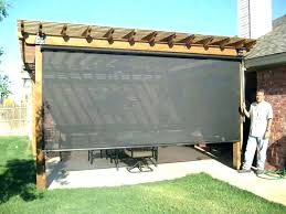 outdoor privacy curtain outdoor curtain track patio shade ideas with black curtain outdoor privacy curtain track