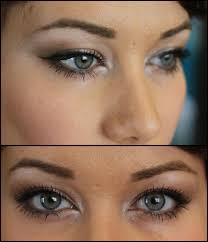 deep set eyes makeup eyeliner tips for your eye shape