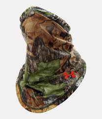 under armour neck gaiter. mossy oak obsession, zoomed image under armour neck gaiter