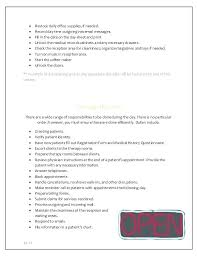 template office sample policy and procedure manual template office manual template