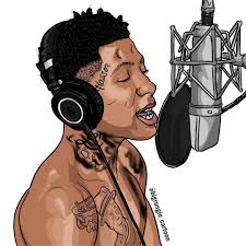 NBA YoungBoy Cartoon Wallpapers - Top ...