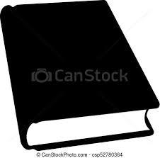 closed book icon csp52780364