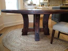 round kitchen table plans rapflava romantic dining room on diy round dining room table