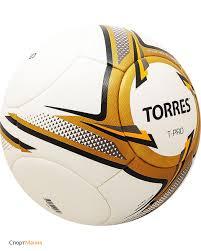 <b>Мяч футбольный Torres T-Pro</b> цвет белый, золотой, черный