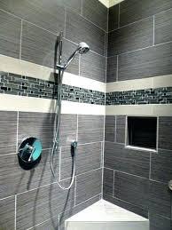 grey shower tile tiled large blue bathroom tiles penny floor ideas grey shower tile o86 shower