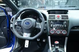 2015 Subaru WRX STI revealed, more power, more advanced ...