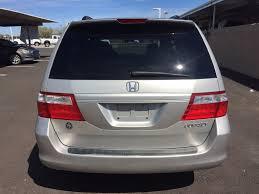 2005 Used Honda Odyssey 2005 Honda Odyssey EX Mini Van at One Stop ...