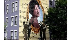 Meet ArtWorks' latest mural of a Cincinnati music great — Mamie Smith