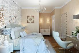 Art Deco Bedroom Design And Visualization