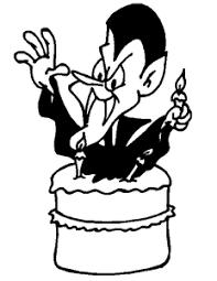 Dracula Kleurplaten Animaatjesnl