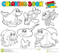 Creative Ideas Coloring Book Animals Ausmalbilder 2016 Coloring