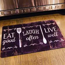 image of decorative kitchen floor mats purple kitchen mats58 kitchen