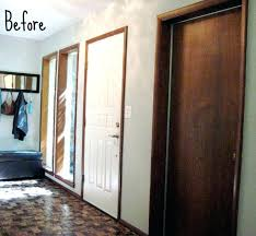 lovely painting doors and trim diffe colors how to paint door trim painting old wood trim