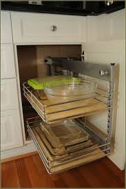 corner kitchen cabinet ideas. Wonderful Ideas Modern Stainless Holder Blind Corner Kitchen Cabinet Organizers Tiny  Netting Side Storage Wooden Rectangle Tray Placing White Glossy Cabinets Organizer  And Ideas