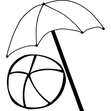 Small Picture 25 Beach Ball Coloring Pages ColoringStar