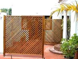 Free standing outdoor privacy screens Planters Freestanding Privacy Screen Free Standing Outdoor Privacy Screens Inspirational Images Freestanding Privacy Screens Indoor Freestanding Privacy Screen Mudug24info Freestanding Privacy Screen Free Standing Outdoor Fence Brown