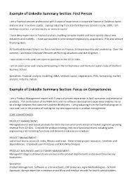 Resume Professional Summary Examples Amazing Examples Of Resume Summary Resume Pro