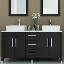 bathroom vanities modern. 72 Bathroom Vanity Modern Double Set Wall Hung Sink Oak Vanities
