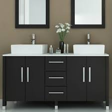 modern bathroom furniture sets. 72 Bathroom Vanity Modern Double Set Wall Hung Sink Oak Furniture Sets