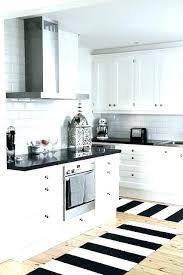 striped kitchen rug kitchen rugs black and white lovely black kitchen rug fancy black and white striped kitchen rug