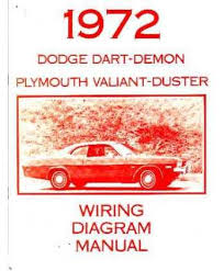 1972 dodge dart wiring diagram schematic 1972 wiring diagrams online