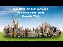 Camille Saint-Saëns The Carnival of the <b>Animals</b> (<b>complete</b>) / Le ...