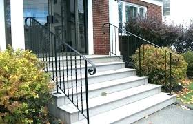 porch railing ideas decorative porch railing home elements and style medium size awesome metal porch railing