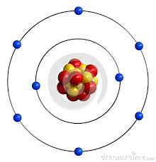 Diagram Of An Atom Oxygen Oxygen Atom Diagram
