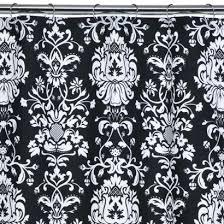 white shower curtain target. Xhilaration® Damask Shower Curtain - Black/ White (72x72\ Target I