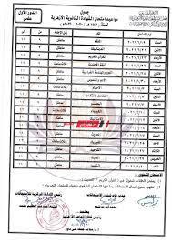 علمي جدول امتحانات الصف الثالث الثانوي الأزهري 2021 بوابة الأزهر  الالكترونية - موقع صباح مصر