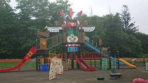 「緑ヶ丘公園 帯広 遊具」の画像検索結果