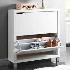 white entryway furniture. White Entryway Storage Cabinet With Drop Down Drawer Slide And Metal Furniture Legs Across Faux Fur C