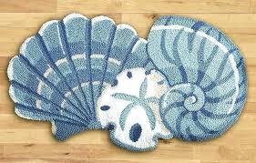 full size of beach themed bathroom rugs bath marvelous seashell rug set shaped home interior bathroom