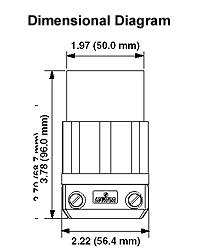 2723 dimensional data instruction sheet wiring diagram