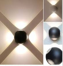 lumina led wall washer 4way cob