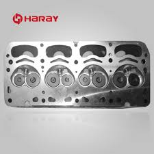 Petrol Engine Complete Cylinder Head For Toyota 7K (11101-06040 ...