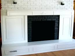 marble over brick fireplace installing marble tile over brick fireplace interior decorating brick fireplace and surround